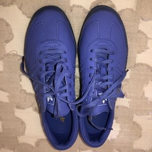 NEW Adidas Blue Sneakers size 8